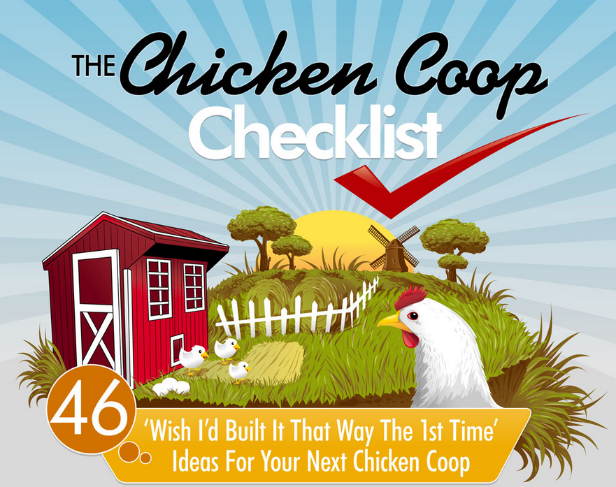 Chicken Coop Infographic