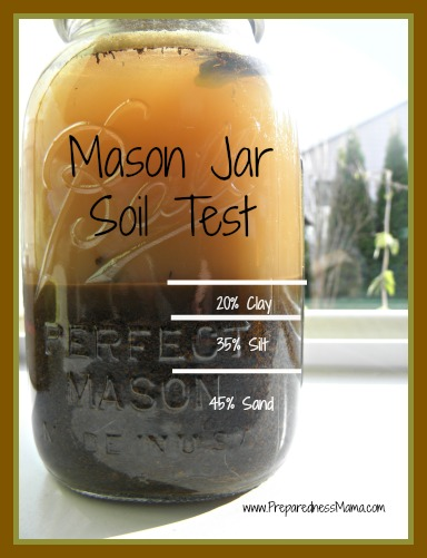 DIY soil test