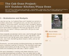 Cob Oven: Create Your Own