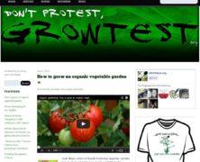 Growtest.Org: How to Grow an Organic Vegetable Garden
