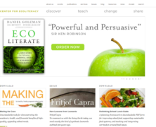 Center for Ecoliteracy: A Hub for Cultivating Sustainable Living